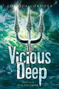 vicious deep mermaid merrow novel