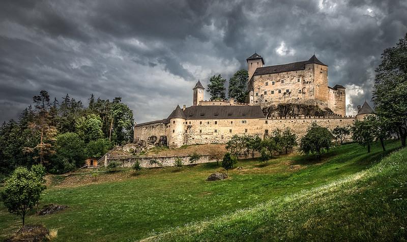 Nanowrimo castle retreat