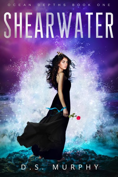 Cover reveal! Shearwater got a makeover!