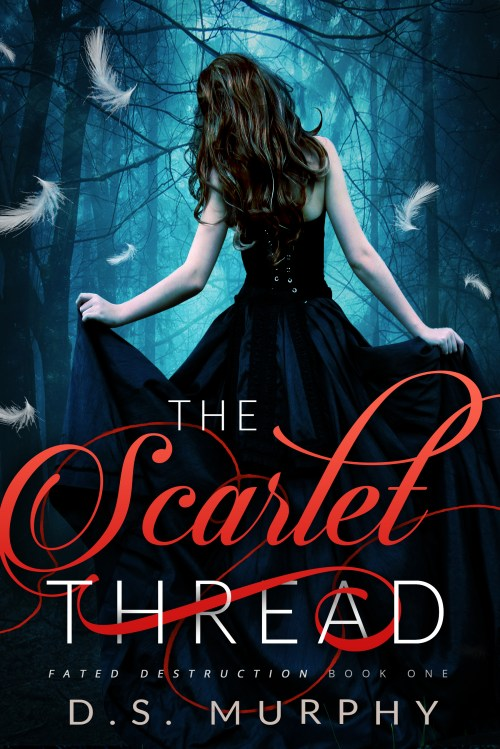 Scarlet Thread cover reveal and SNEAK Preview!