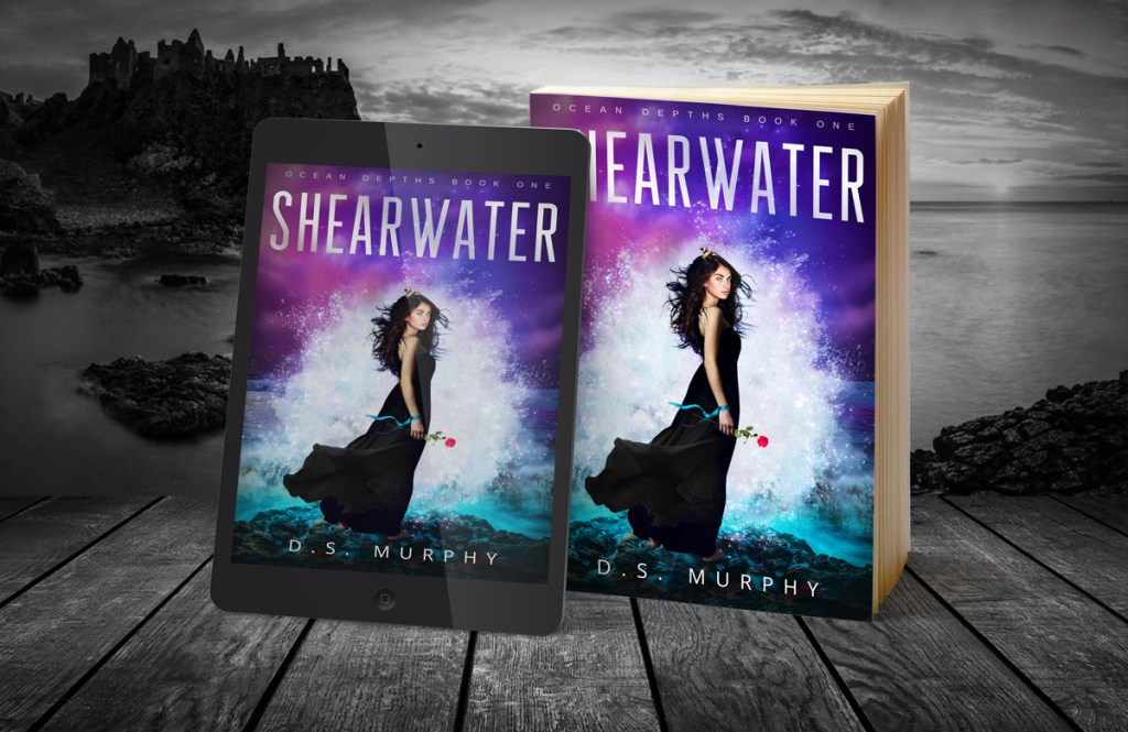 8 new chapters of Shearwater! (Part 2 sneak peak)