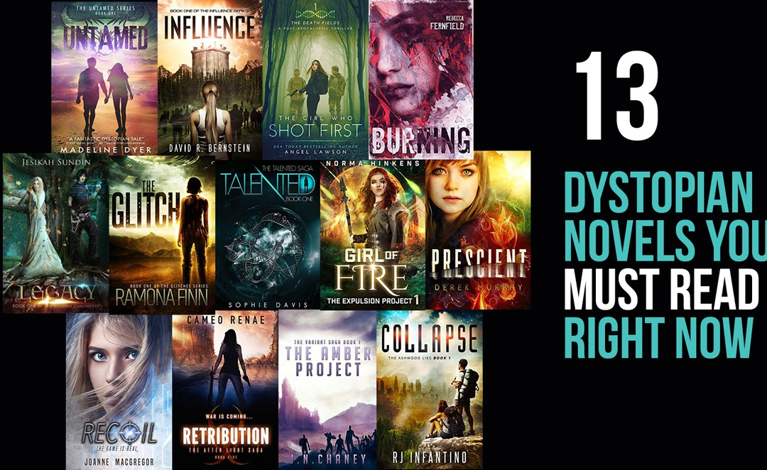 15 YA dystopian books for teens who loved Hunger Games and Divergent