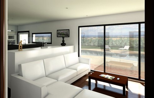 Module home maison modulaire en bois urbanews - Modele interieur maison ...