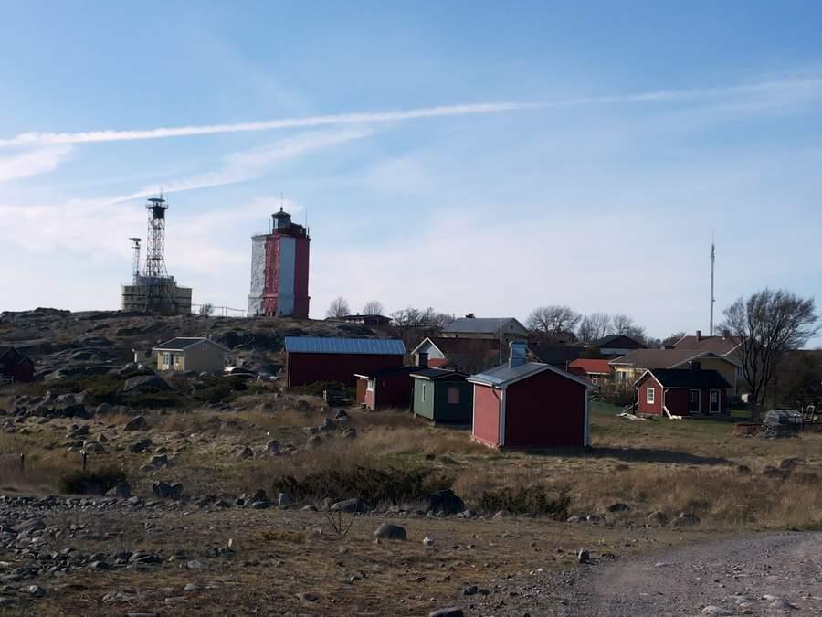 Majakkasaari Utö