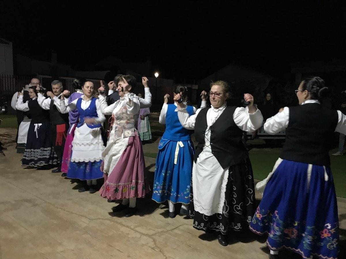 La jota es el baile típico del Valle de los Pedroches