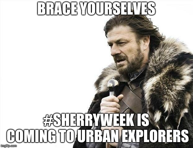 Sherry Week 2018