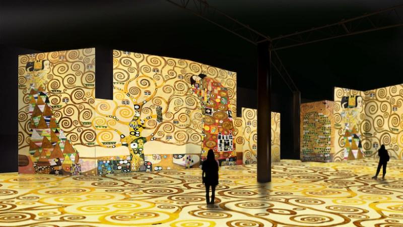Sevilla acoge el estreno absoluto de «El Oro de Klimt»
