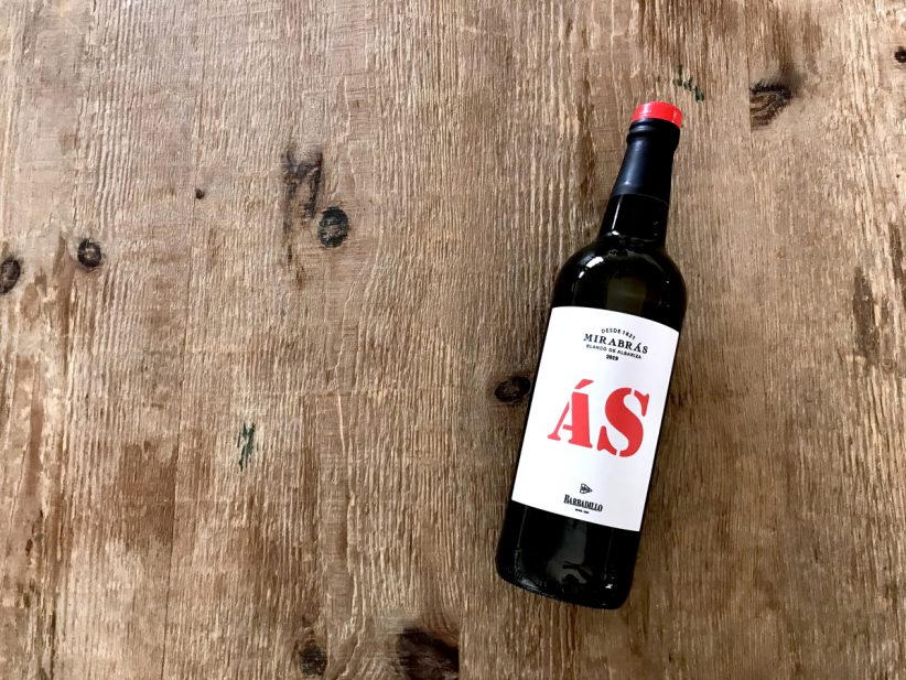Ás de Mirabrás, el nuevo blanco de viñas viejas de Barbadillo