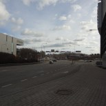 Itäkeskus motorscapes.