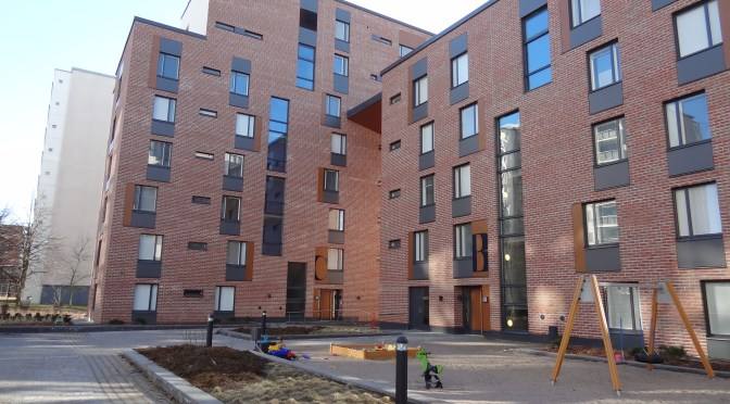 Monotony Exposed – Finnish Cities Plagued with Overly Standardized and Worn Building Designs