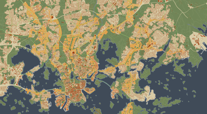 Pro Helsinki 2.0 – The Urbanist Vision for Making Helsinki Denser and More Diverse