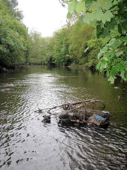 River movements?