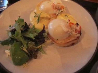 The Egg Benedict