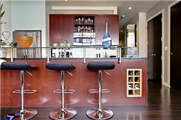 unit 1515, breakfast bar