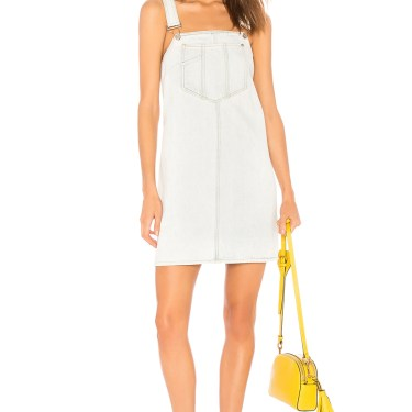 7 For All Mankind - Dungaree Dress
