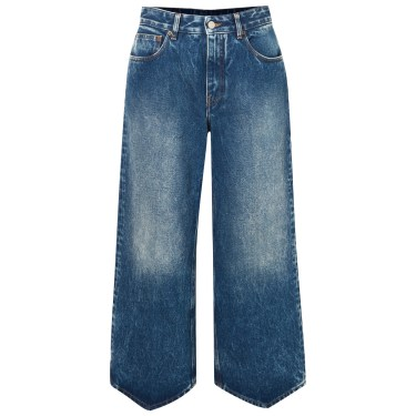 MM6 Maison Margiela - Cropped jeans