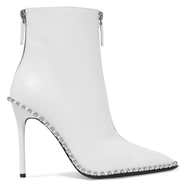 Alexandre Wang - Eri studded leather ankle boots (2)