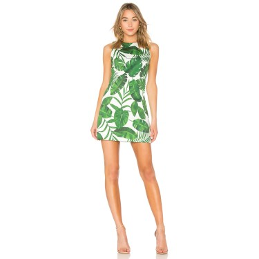 Alice + Olivia - Coley Crew Dress