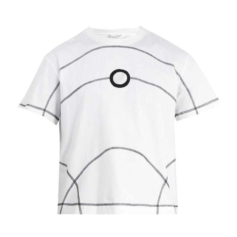 Craig Green - Flat-Lock Detail Crew-Neck T-shirt