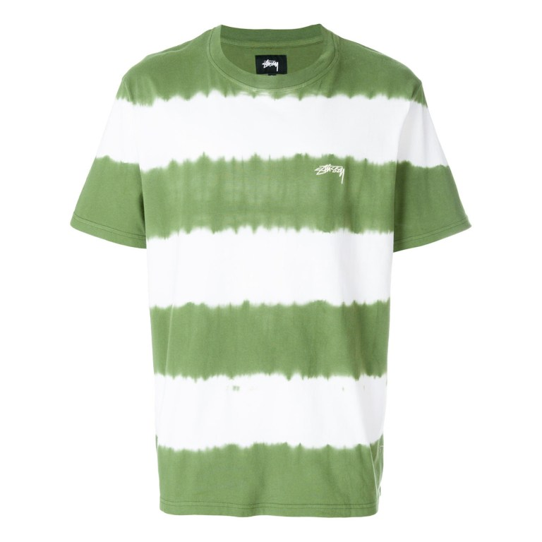 Stussy - Striped Style T-shirt