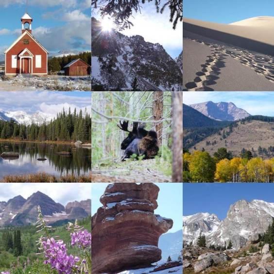 Colorado Collage 2
