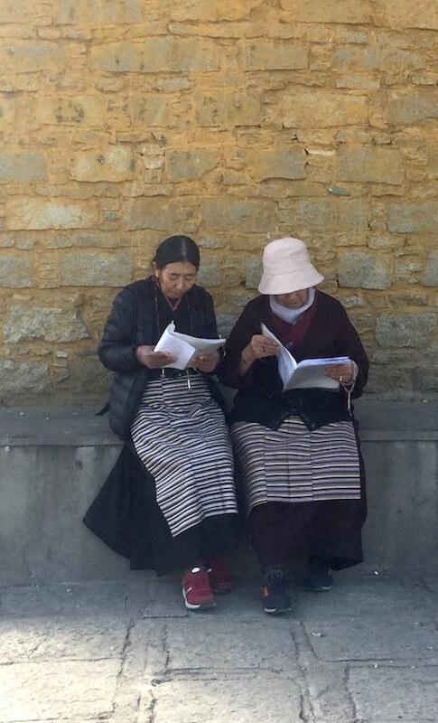 Beautiful Tibetans