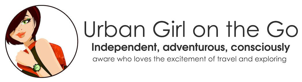 Urban Girl on the Go Logo