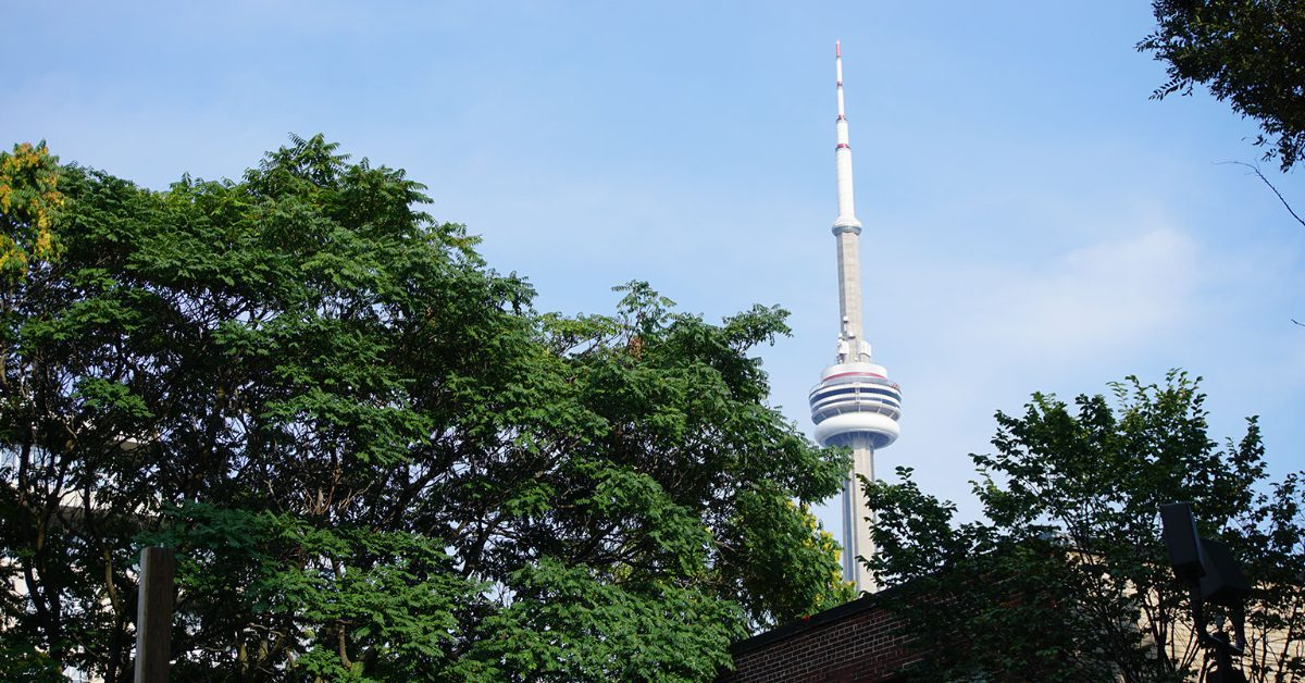 Spend 36 Hours in Toronto