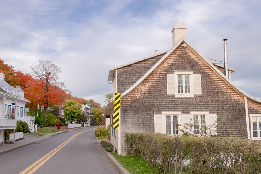 Now is the perfect time to spend a day on Ile d'Orleans