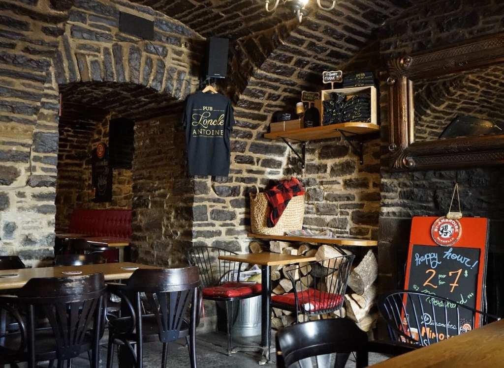 Pub L'Oncle Antoine