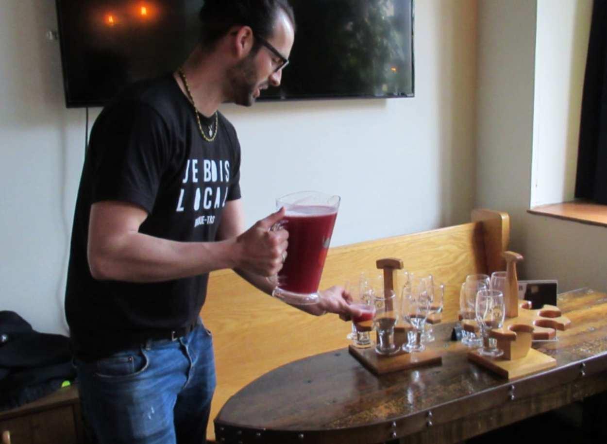 Fabulous Saint-Roch Beer Tour