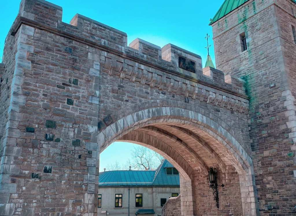 Ramparts and Fortifications of Quebec City