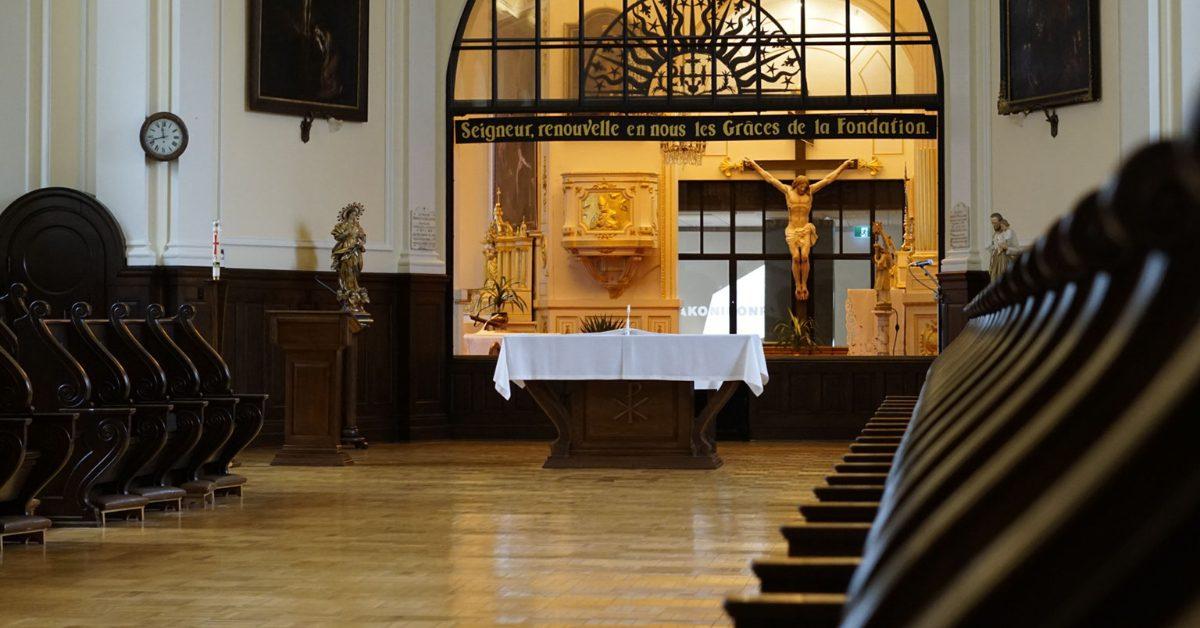 Visit Le Monastere des Augustines in Old Quebec City