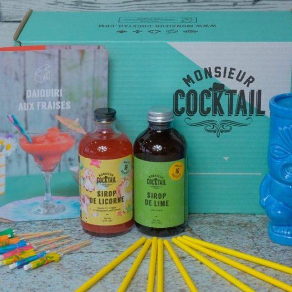 Monsieur Cocktail Subscription Boxes