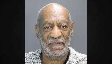 Bill Cosby was arrested and charged with aggravated indecent assault, in Elkins Park, Pa. on Dec. 30, 2015. (Credit: Montgomery County Office of the District Attorney)