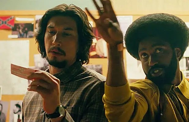 BlacKkKlansman (Credit: Focus Features)
