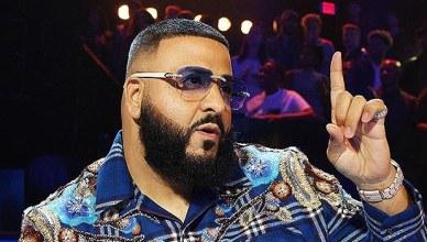DJ Khaled on The Four (Credit: Fox)