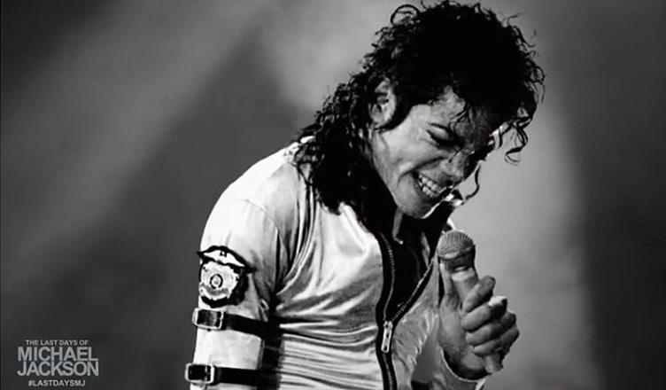 Last Days of Michael Jackson. (Credit: ABC)
