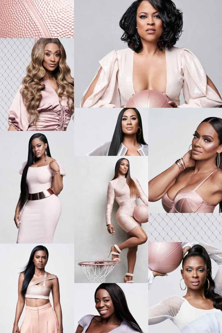 Basketball Wives Season 7 composite. (Credit: VH1)
