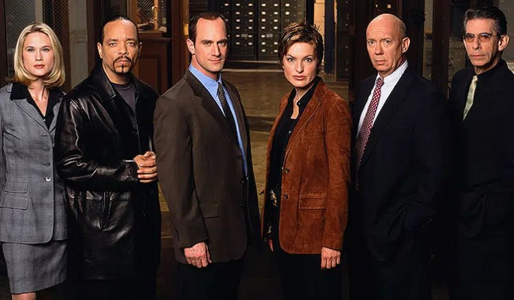 Law & Order: Special Victims Unit (Credit: NBC)