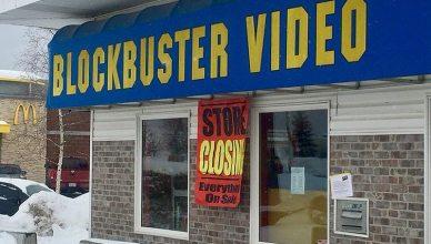 Blockbuster Video (Credit: Facebook)