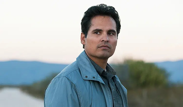 Michael Pena in Narcos Mexico (Credit: Netflix)