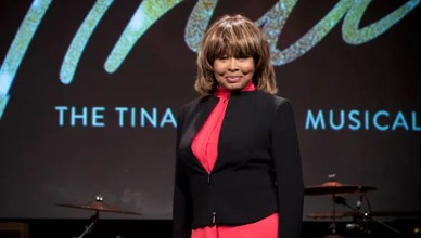 Tina Turner (Credit: Love Theatre)