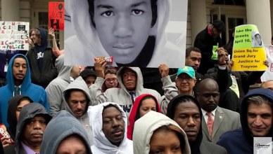 Trayvon Martin Movie (Paramount Network)