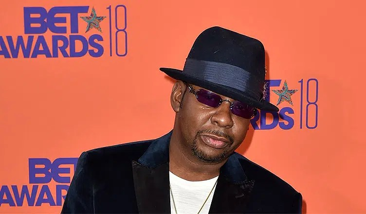Bobby Brown BET Awards Arrival (Credit: YouTube)