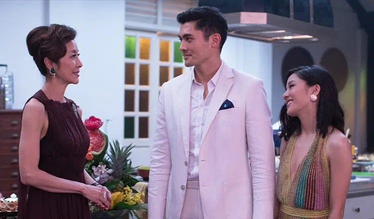 Crazy Rich Asians (Credit: Warner Bros.)