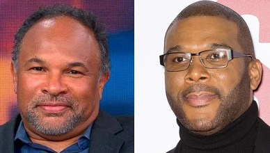Geoffrey Owens and Tyler Perry (Good Morning America and Deposit Photos)