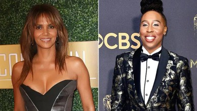 Halle Berry and Lena Waithe (Credit: Deposit Photos)