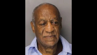 Bill Cosby's mugshot from prison. (Credit: Penn State Department of Corrections)
