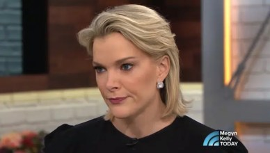 Megyn Kelly Apologizes On Air. (Credit: Megyn Kelly Today)